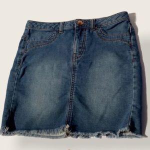 FREE Add-On🌺Stretchy Denim Skirt (S) 1 per bundle